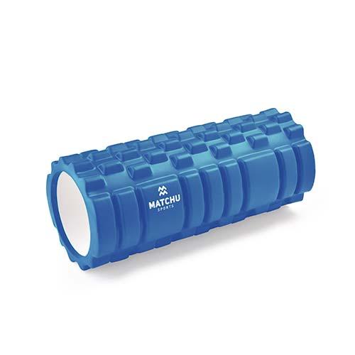 Matchu-Sports-foam-roller-blauw