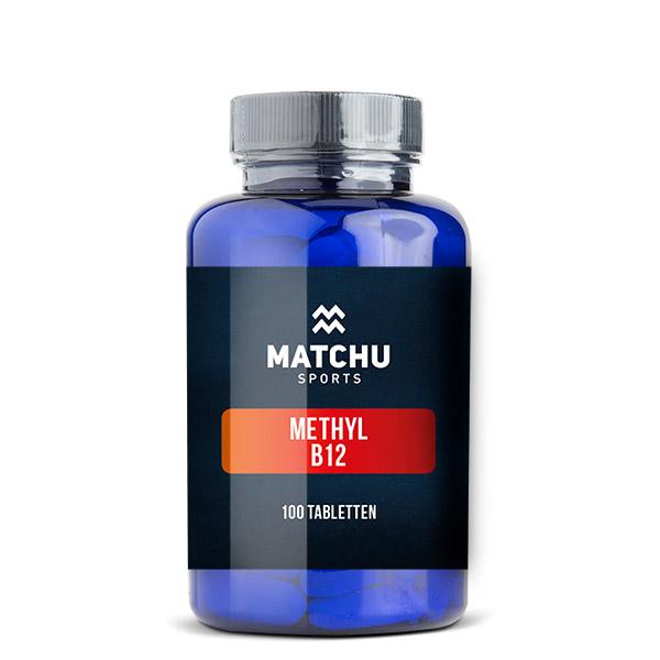 Matchu Methyl B12 - 100 tabletten