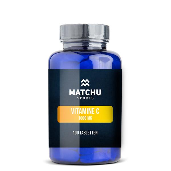 Matchu Vitamine C 1000mg - 100 tabletten