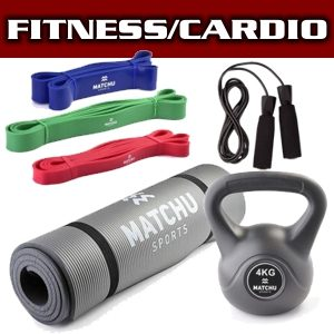 Fitness en cardio