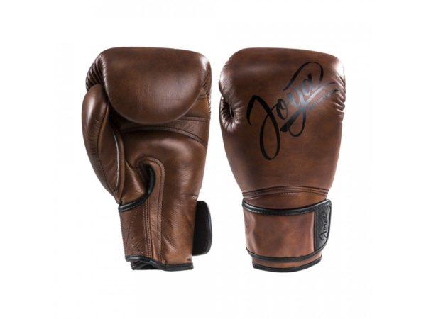 Joya Thailand Pro Kickboxing Bokshandschoenen Vintage Leer