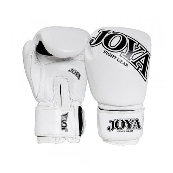 Joya (Kick)bokshandschoenen Thai Leer - Wit