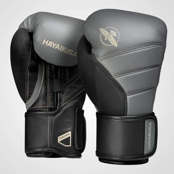 Hayabusa_T3_Boxing_Gloves_Charcoal-Black
