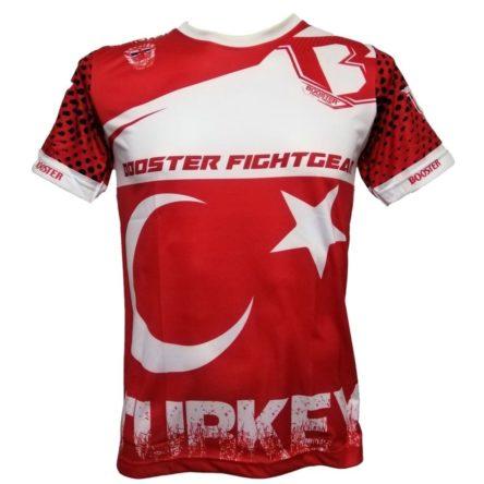 Booster T-Shirt Turkey