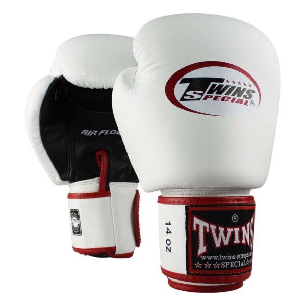 Twins kickbokshandschoenen BGVL 3 - AIR BLACK/WHITE