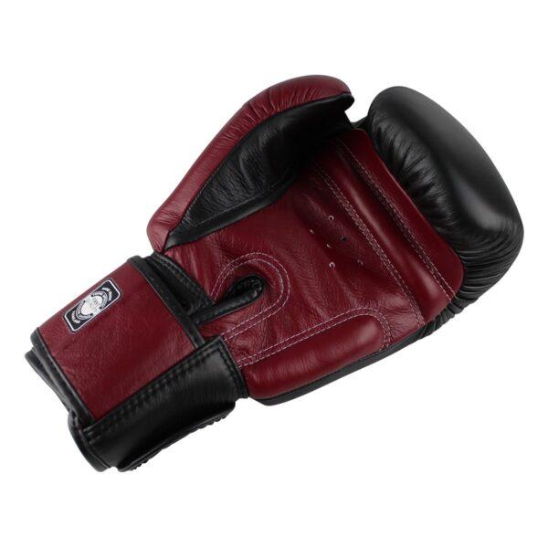 twins glove BGVL 3 - BLACK/WINE RED