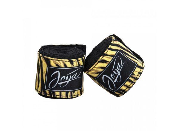 joya-dames-bandages-tiger-geel-zwart2