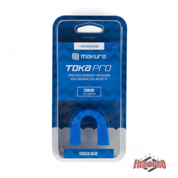 Makura Toka Pro Gebitsbeschermer - bitje Cooled blue