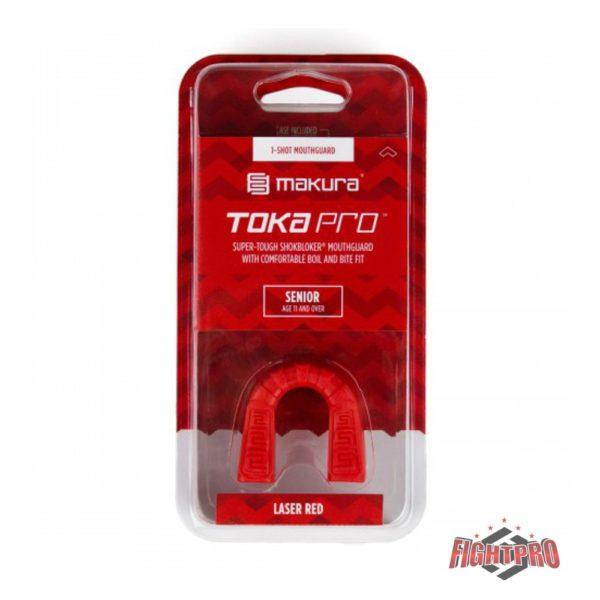Makura Toka Pro Gebitsbeschermer - bitje Laser red