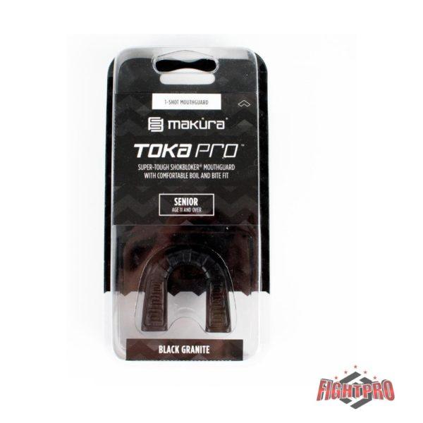 Makura Toka Pro Gebitsbeschermer – bitje black granite
