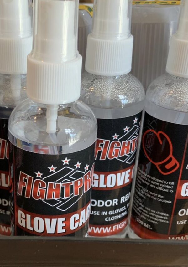 Odor remover for gloves