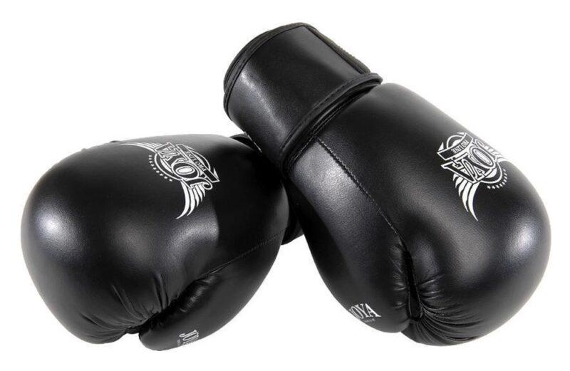 Joya bokshandschoenen top-ten black